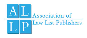 Association of Law List Publishers logo