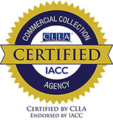 CLLA IACC certification logo