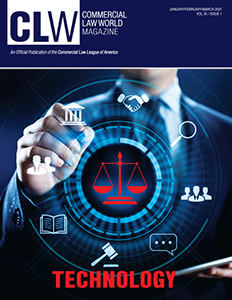 CLWMagazine - CLW-Vol-35-Issue-1-icon